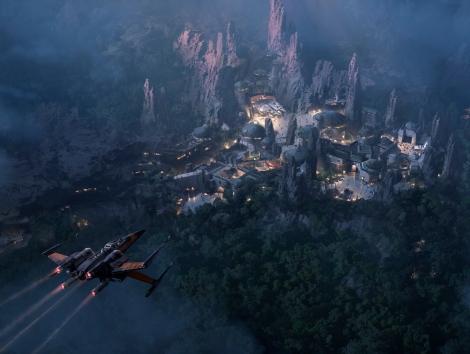 Star Wars Land Episode VIII Update