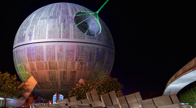The Epcot Death Star
