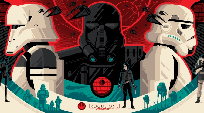IMAX® Regal 'Rogue One' Collector's Ticket