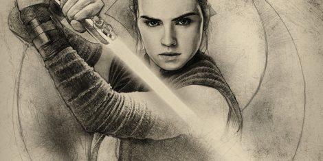 Star Wars Celebration 2017 Art by Paul Shipper