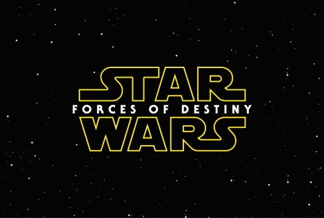 Star Wars Forces of Destiny Hi Res Logo