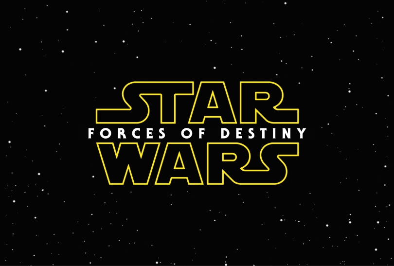 Star Wars Forces of Destiny Hi Res Logo