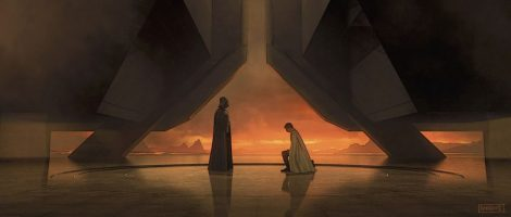 the-art-of-rogue-one-_-darth-vaders-castle-on-mustafar-with-orson-krennic-concept-art