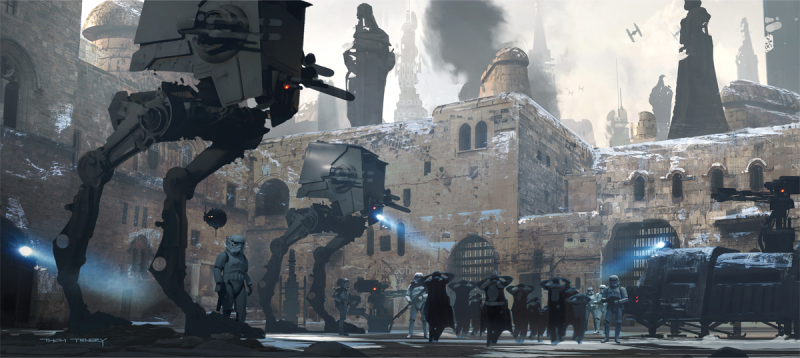 %name The Art of Rogue One
