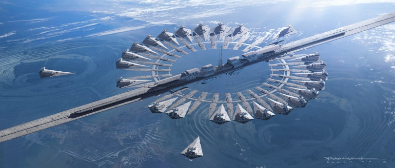 the-art-of-rogue-one-imperial-base-planet-star-destroyer-docking-base-concept-art-17