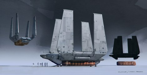 the-art-of-rogue-one-mining-shuttle-concept-art