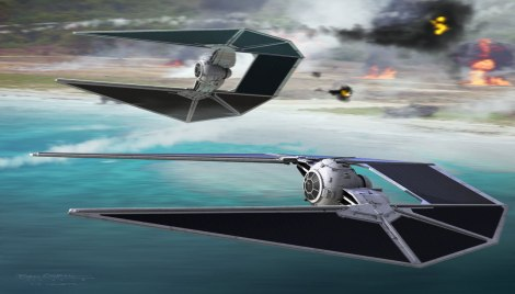 the-art-of-rogue-one-tie-strikers-over-scarif-concept-art
