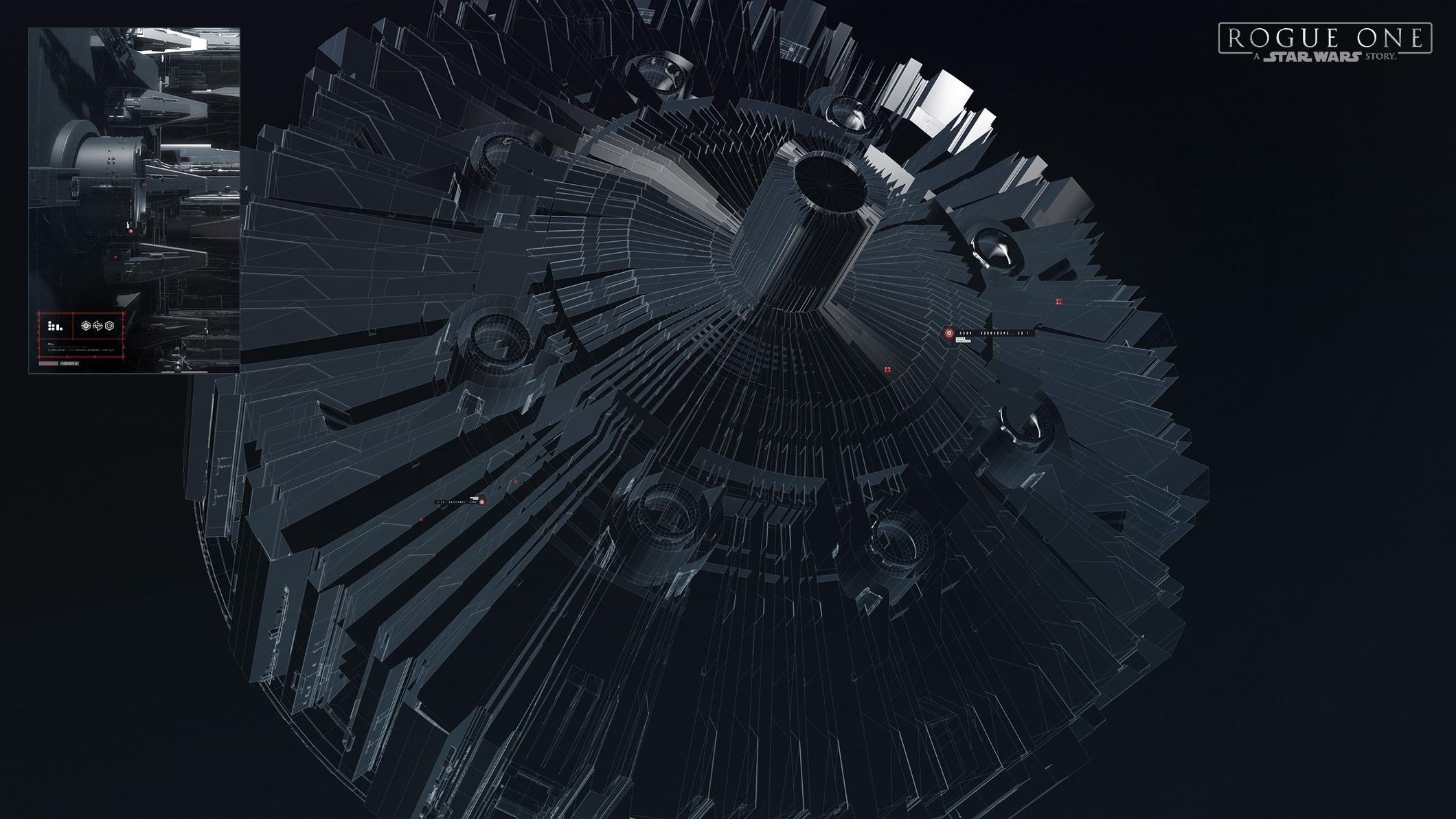 The Rogue One Death Star Plans Hd Wallpaper 5 Geek Carl