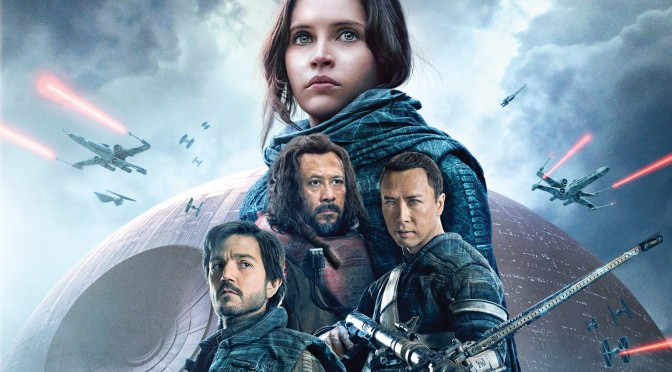 Rogue One Blu-Ray Cover Artwork Revealed