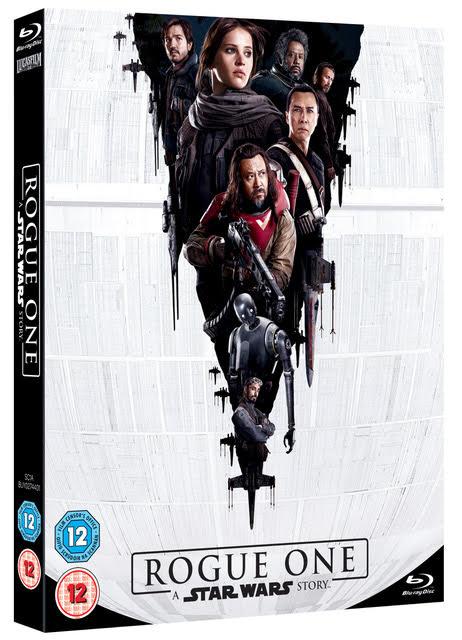 Rogue One: A Star Wars Story / Изгой-один. Звёздные войны: Истории [2016]: Blu-ray издание Rogue One: A Star Wars
