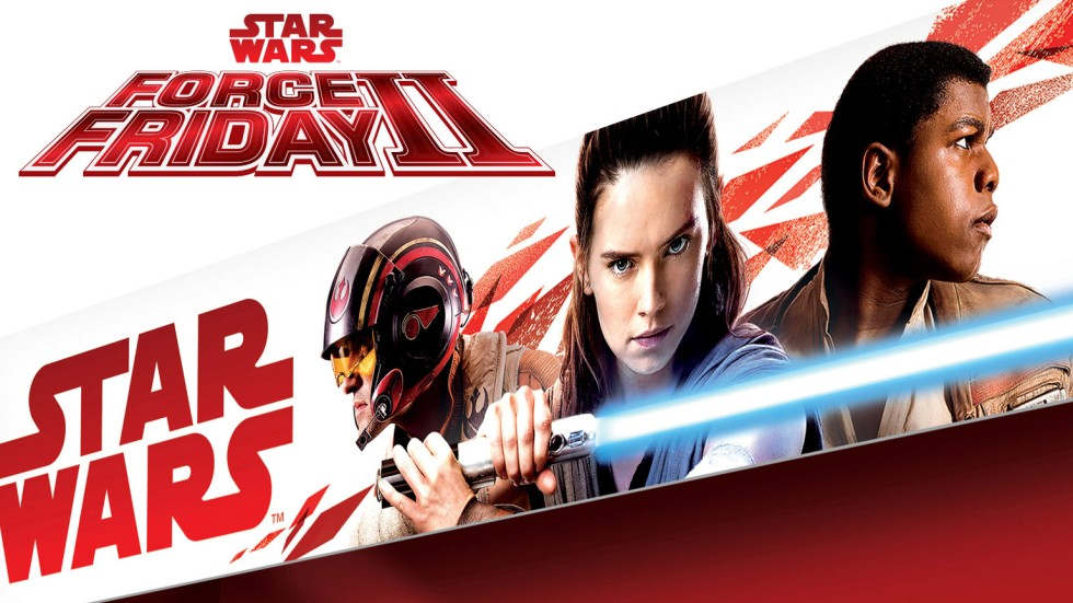 star wars the last jedi force friday 2 hi res hd The Last Jedi promo and logo