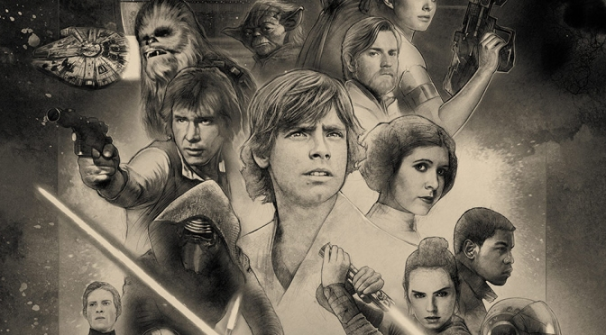 Star Wars Celebration Orlando 2017: Official Key Art Revealed