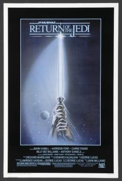 Return of the Jedi poster The Last Jedi