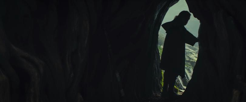 Star Wars _ The Last Jedi Trailer Breakdown - Luke and The Jedi Order Tree