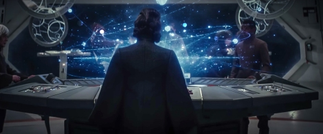 Star Wars _ The Last Jedi Trailer Breakdown - General Leia
