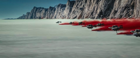 Star Wars _ The Last Jedi Trailer Breakdown - Battle of Crait