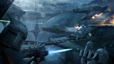 Star Wars Battlefront II 2 Concept Art 6