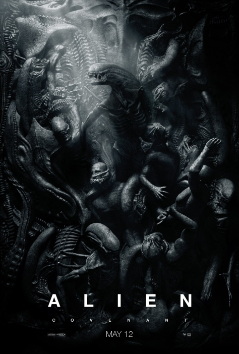 Alien Covenant Chaos Poster
