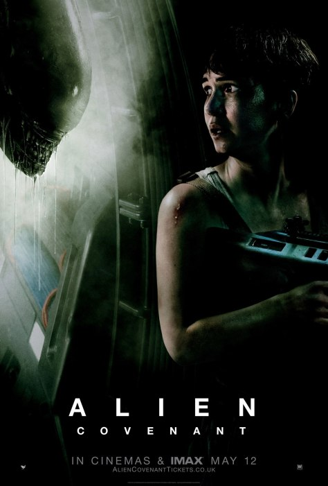 alien covenant poster UK