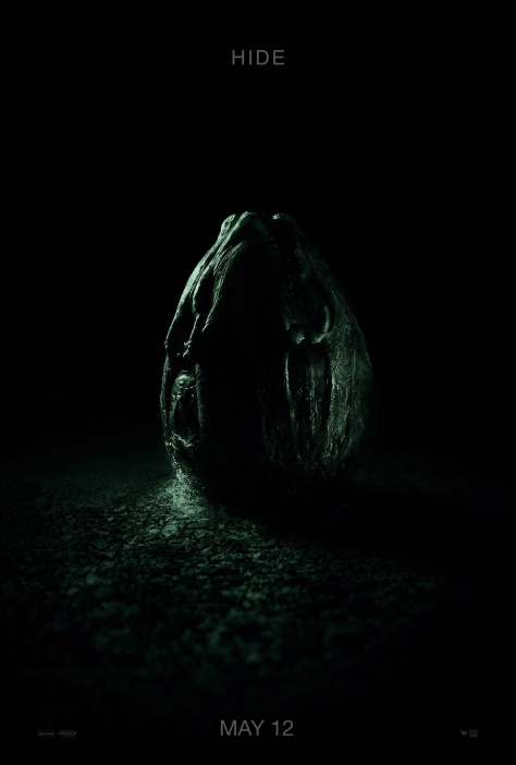 Alien Covenant Teaser Poster 2 HIDE