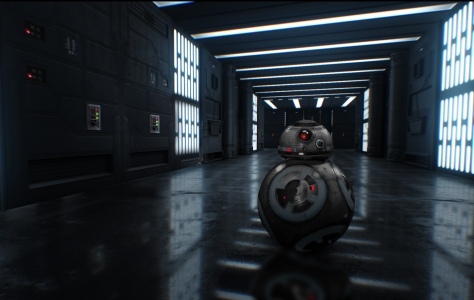 BB 9E First Order Droid Star Wars The Last Jedi