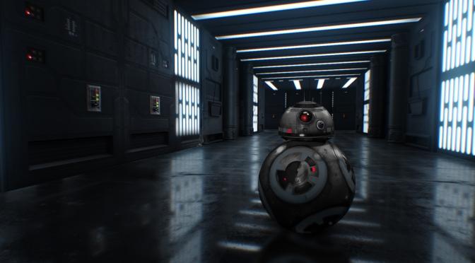 BB-9E : The Last Jedi