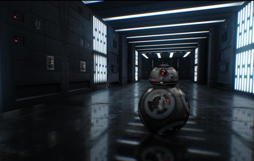 BB 9E First Order Droid Star Wars The Last Jedi
