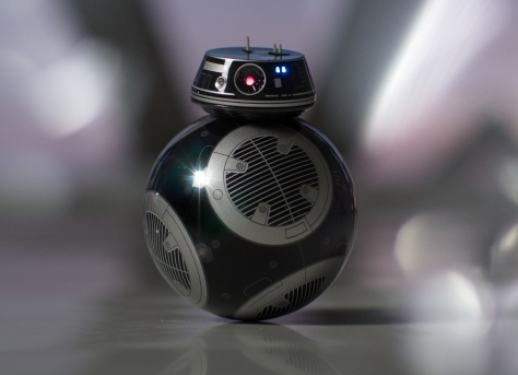 Star Wars The Last Jedi BB-9E
