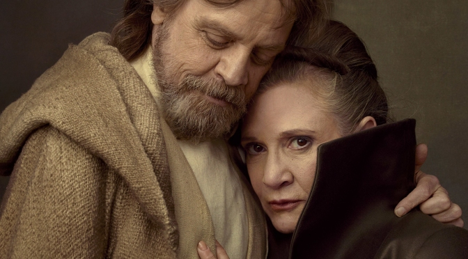 "The Annie Leibovitz 'The Last Jedi"" Vanity Fair Photo Shoot"