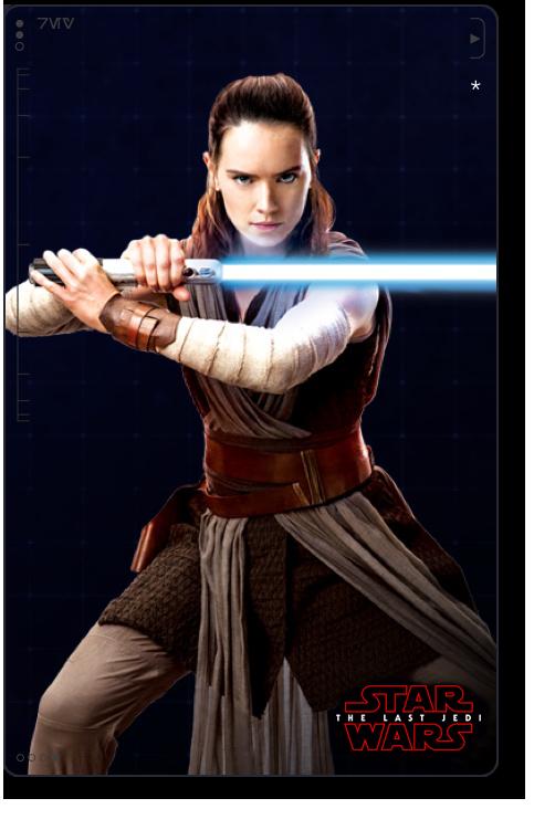 Discussion - Rey's lightsaber style | Jedi Council Forums