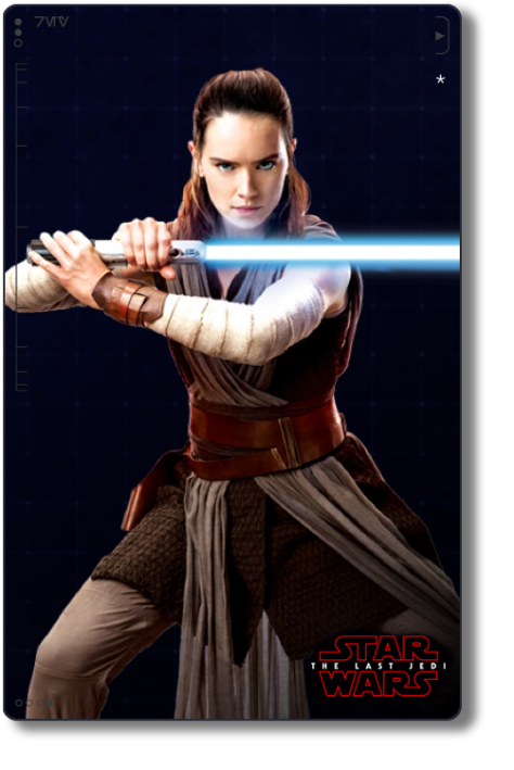 The Last Jedi Costumes of Rey