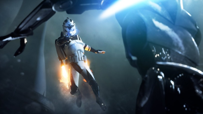 Star Wars EA Battlefront 2 II Official Hi Res HD Images
