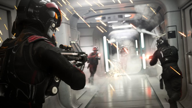 Star Wars Battlefront II Official Images
