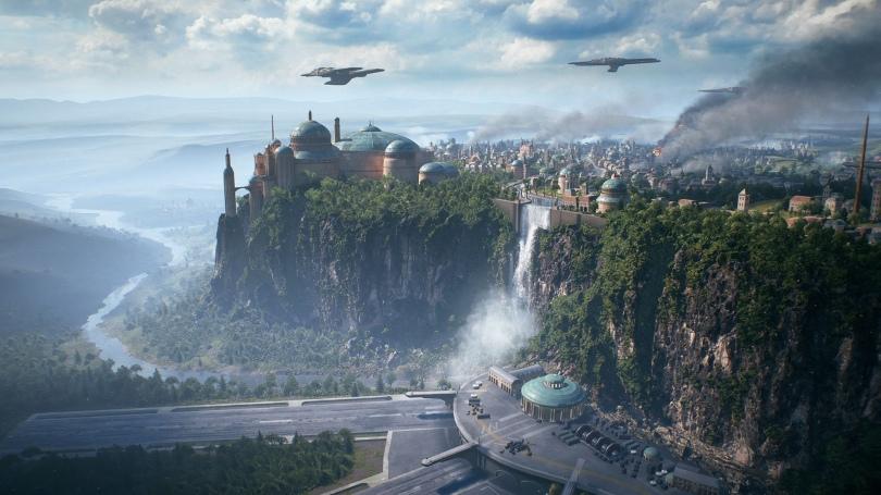 Star Wars EA Battlefront 2 II Official Hi Res HD Images