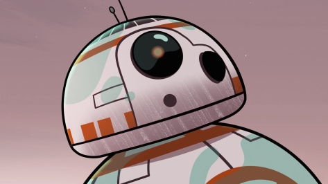 Star Wars Forces Of Destiny The Sands Of Jakku - BB8