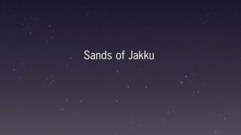 Star Wars Forces Of Destiny The Sands Of Jakku