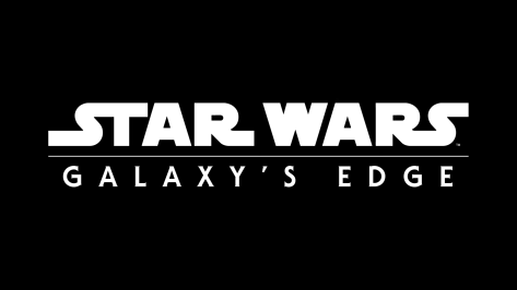 Star Wars - Galaxys Edge Walt Disney Parks and Resorts Logo