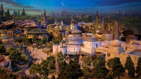 Star Wars - Galaxy's Edge Walt Disney Parks and Resorts