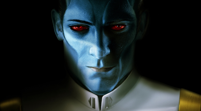 The Art of Star Wars : Thrawn