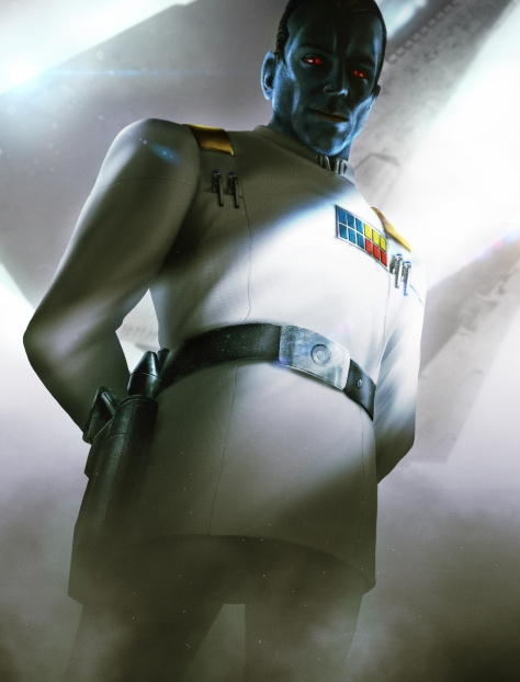 The Art of Star Wars Thrawn