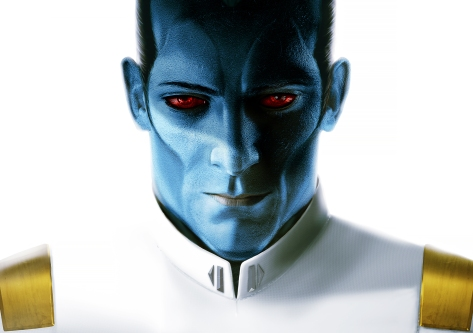 The Art of Thrawn Star Wars