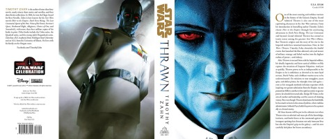 The Art of Thrawn the Book Wrapper by Blue Dot