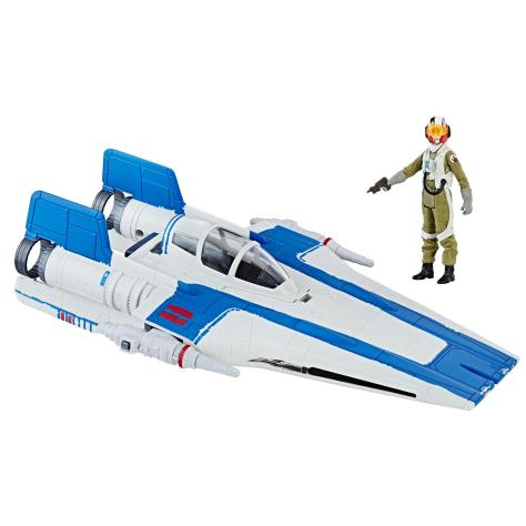 Hasbro Star Wars The Last Jedi Toys Exclusive _ A Wing Fighter