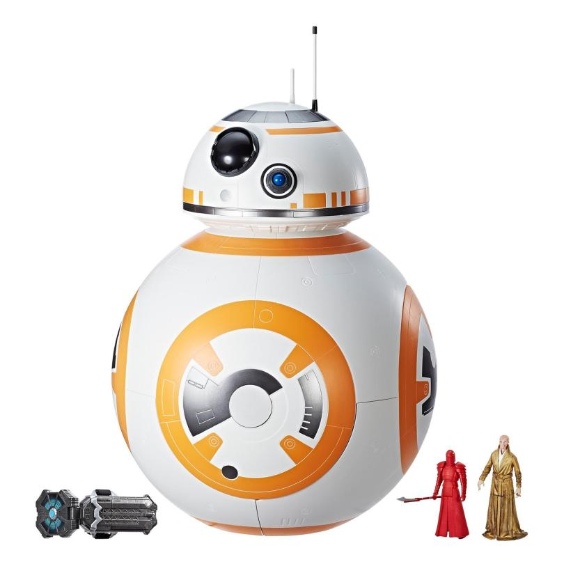 Hasbro Star Wars The Last Jedi Toys Exclusive _ BB8 Play Set featuring Snoke