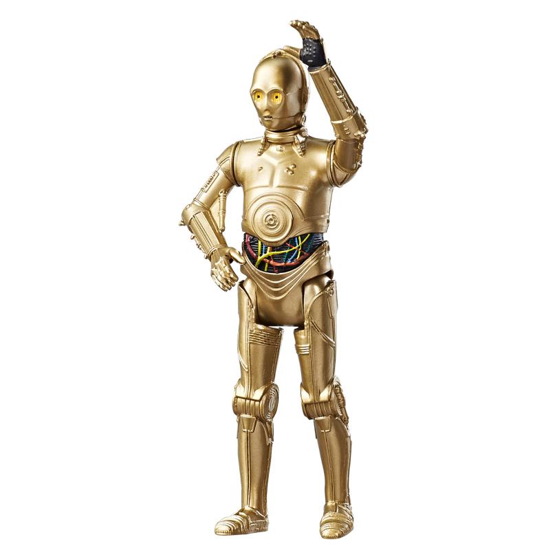 Hasbro Star Wars The Last Jedi Toys Exclusive _ C-3P0 New arm