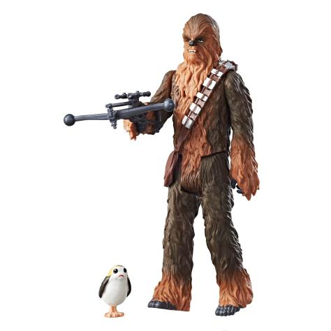 Hasbro Star Wars The Last Jedi Toys Exclusive _ Chewbacca and the Porg