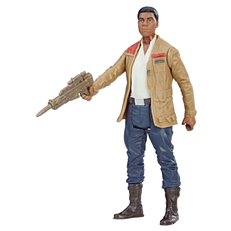 Hasbro Star Wars The Last Jedi Toys Exclusive _ Finn