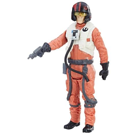 Hasbro Star Wars The Last Jedi Toys Exclusive _ Poe Dameron