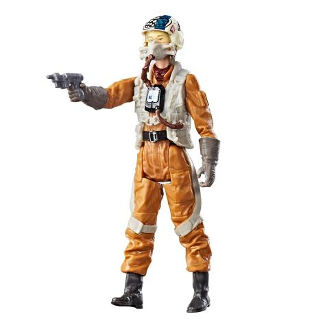 Hasbro Star Wars The Last Jedi Toys Exclusive _ Resistance Pilot 1