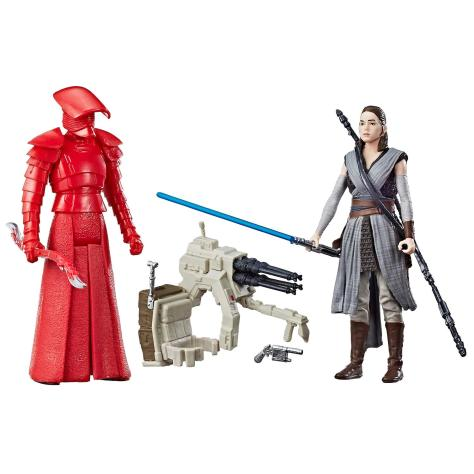 Hasbro Star Wars The Last Jedi Toys Exclusive _ Rey and the Praetorian Guards